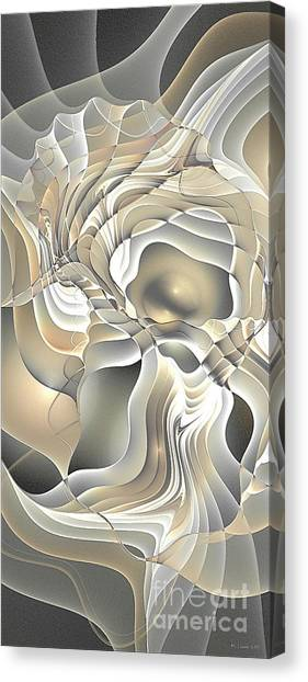 Abstraction 234-03-13- Marucii  Canvas Print