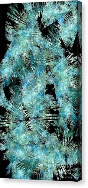 Abstraction 432-08-13 Marucii Canvas Print