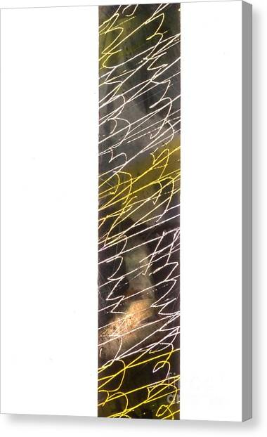 Abstrait 7 Canvas Print