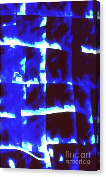 Abstrait4 Canvas Print