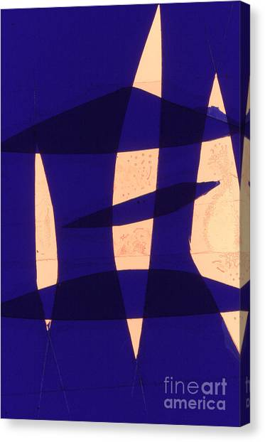 Abstrait6 Canvas Print