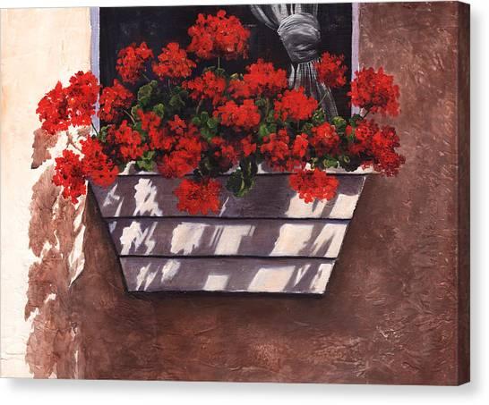 Abundance Canvas Print by Terri  Meyer