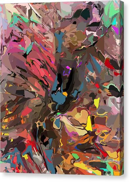 Canvas Print - Abyss 2 by David Lane