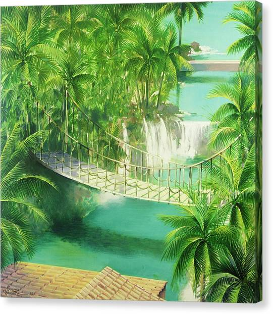 Acapulco Canvas Print - Acapulco by Andrew Hewkin