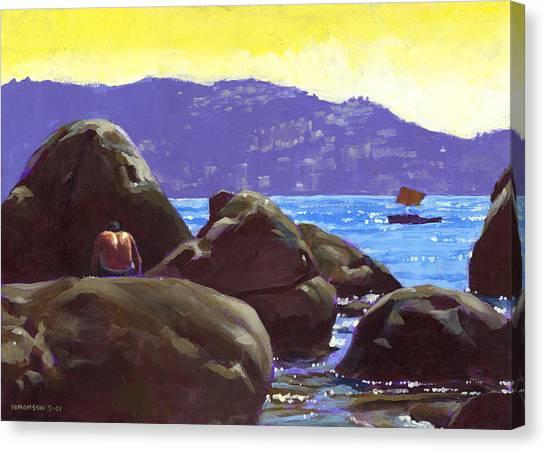 Acapulco Canvas Print - Acapulco by Douglas Simonson