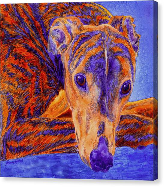 Ace Canvas Print