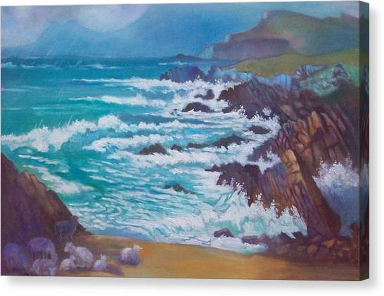 Achill Ireland Canvas Print