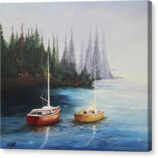Acrylic Msc 110  Canvas Print