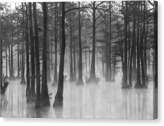 Adams Mill Pond 31 Canvas Print