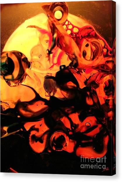 Aeon Canvas Print