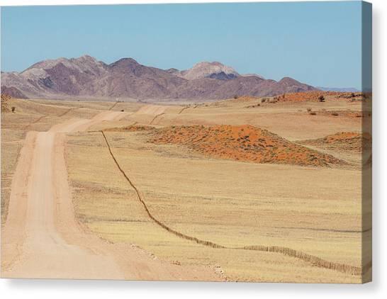 Namib Desert Canvas Print - Africa, Namibia, Namib Desert by Jaynes Gallery