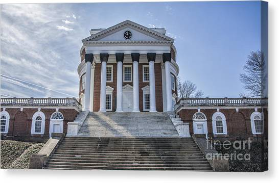 Afternoon Rotunda Canvas Print