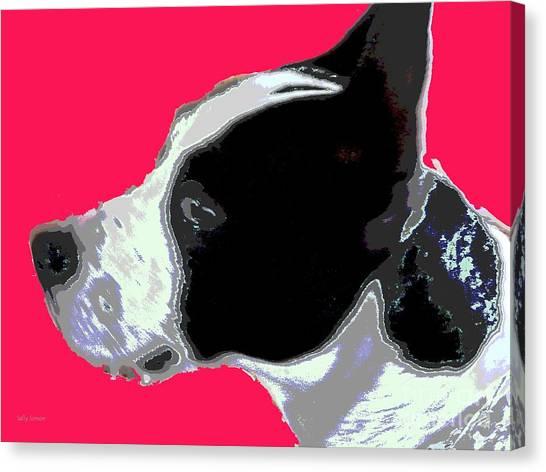 Agatha 1 Canvas Print