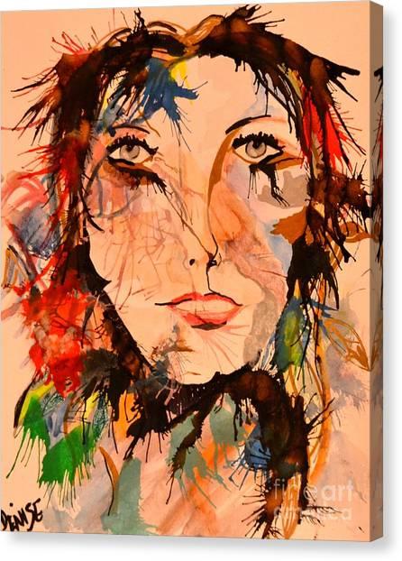 Aidree Canvas Print