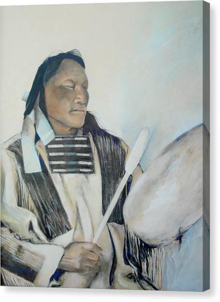 Ainihkiwa Canvas Print