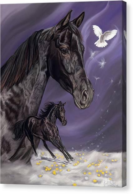 Airy's Dream Canvas Print