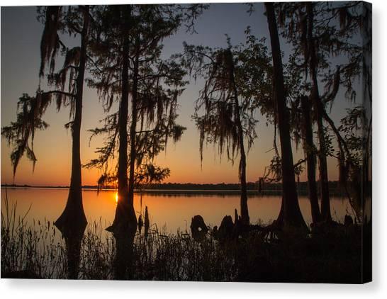 Alabama Evening Canvas Print