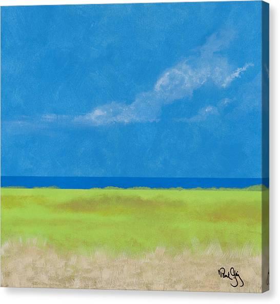 Alabama Gulf Coast 1 Canvas Print