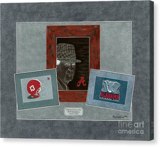 Alabama Trio  Canvas Print
