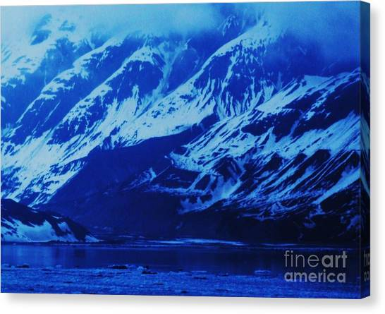 Alaska Blue Canvas Print by Marcus Dagan