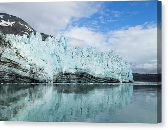 Glacier Bay Canvas Print - Alaska, Glacier Bay by Brenda Tharp