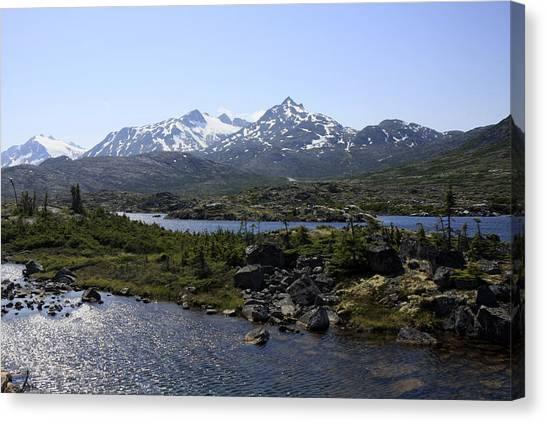 Alaska Landscape Canvas Print