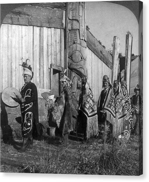 native american potlatch
