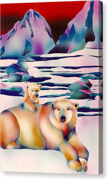 Alaska Spirit Canvas Print