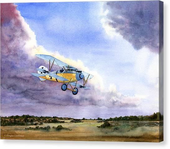 Albatros Canvas Print