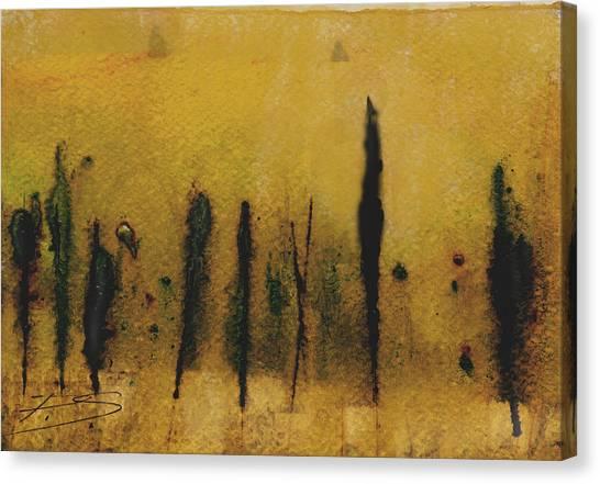 Aleatoric 327 Canvas Print