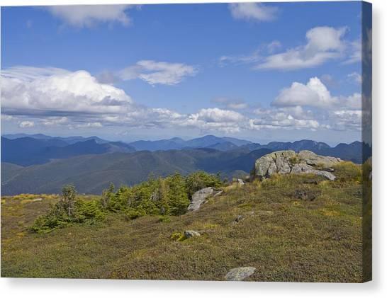 Algonquin Mountain Canvas Print