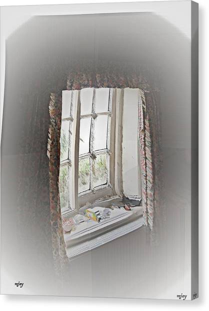 Alice's Window Canvas Print by Martin Jay