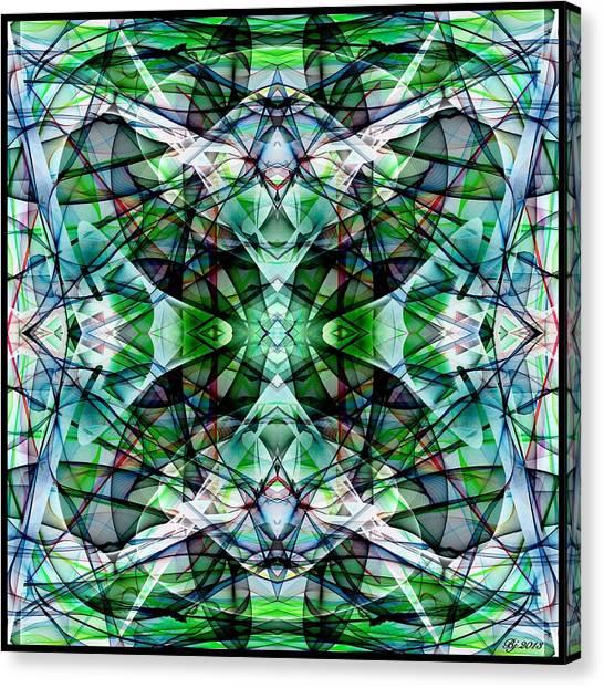 Alien Cumulative Canvas Print