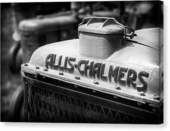 Allis Chalmers Canvas Print