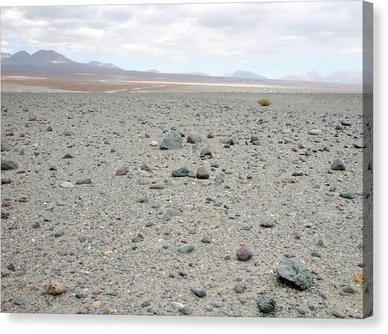 Atacama Desert Canvas Print - Alma Site by Alma (eso/naoj/nrao)/eso