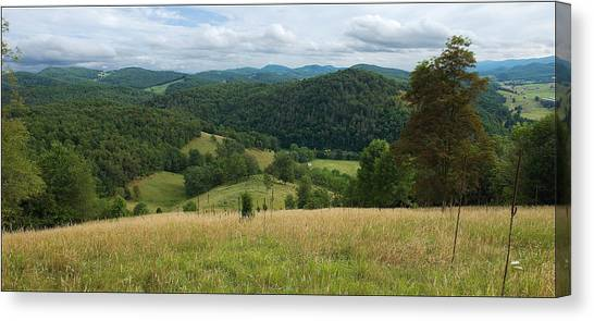 Almost Heaven Canvas Print by John Sagert