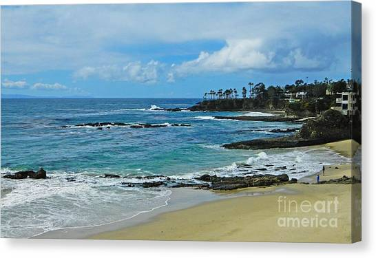 Almost Summer Canvas Print by Everette McMahan jr