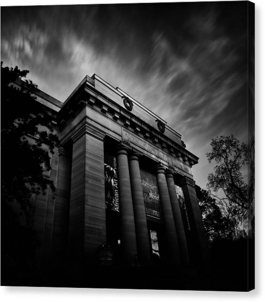 Alumni Memorial Hall Canvas Print