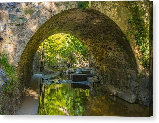 Alvarado Bridge Canvas Print