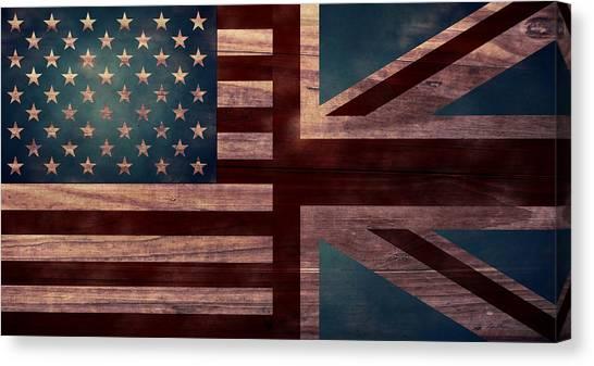 American Jack II Canvas Print