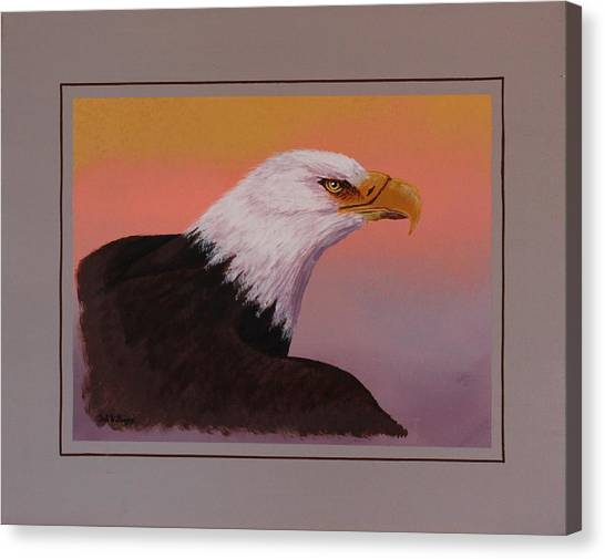 American Legacy Canvas Print