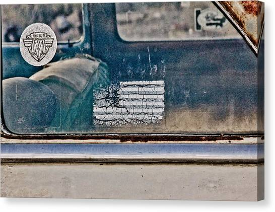 American Made Canvas Print by Merrick Imagery