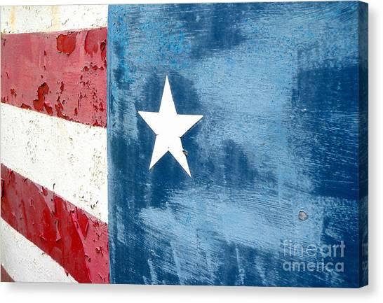 American Tradition Canvas Print