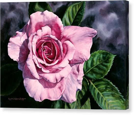 Amoure Canvas Print