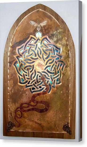 Amrit Canvas Print