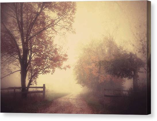 Countryside Canvas Print - An Autumn Day Forever by Joseph Mazzucco