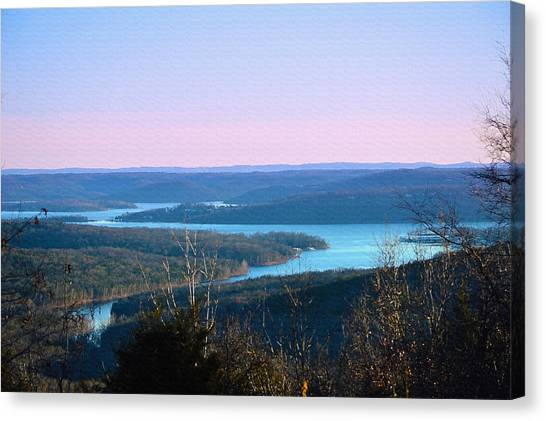 An Everyday View Canvas Print