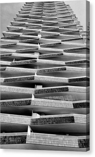 Anarchitecture Canvas Print