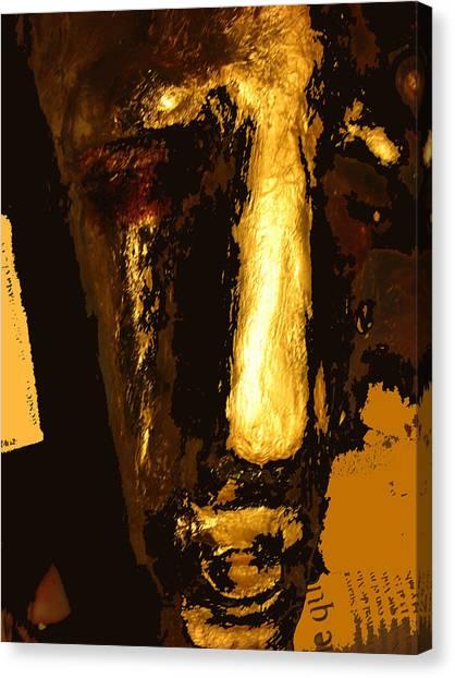 Ancestor Canvas Print