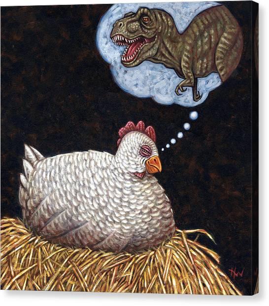 Ancestor Dreams Canvas Print